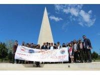 Gençlerden Çanakkale'de ecdada ziyaret