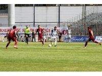 TFF 2. Lig: Fethiyespor:  0 - Bandırmaspor  1