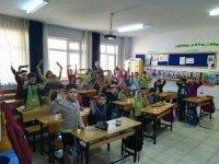 İzmit'te çevre eğitimleri devam ediyor