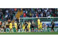 Spor Toto Süper Lig: T. M. Akhisarspor: 1 - Göztepe: 1 (Maç sonucu)