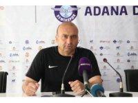 "Mustafa Uğur: ""Adana Demirspor olarak inanılmaz üzgünüz"""