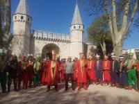 Gürsu Ayyıldız Mehteran Takımı, Topkapı Sarayı'nda kalpleri fethetti