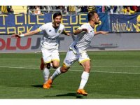 Spor Toto 1. Lig: MKE Ankaragücü: 4 - Gazişehir Gaziantepspor: 0