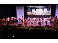 Mersin'de 'Uluslararası Çocuk Festivali' başladı