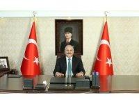 Vali Zorluoğlu'ndan '23 Nisan' mesajı