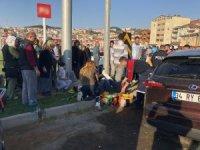 Alaplı'da trafik kazası: 3 yaralı