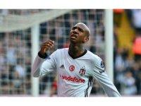 Spor Toto Süper Lig: Beşiktaş: 1 - Evkur Yeni Malatyaspor: 1 (İlk yarı)