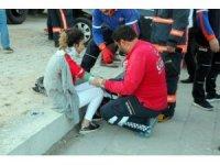 Elazığ'da kamyonet ile otomobil çarpıştı: 7 yaralı