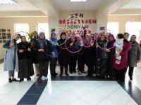 Kadınların değişmez adresi Turuncu Kafe