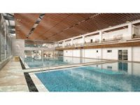 Bornova'ya yarı olimpik havuz geliyor