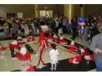 İşitme engelli çocuklardan 23 Nisan etkinliği büyüledi
