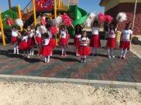Köy okulunda 23 Nisan coşkusu