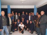 Başkan Togar mahalle toplantılarına aralıksız devam ediyor
