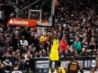 Cavaliers, Pacers'ı geçemedi