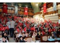İstanbul Büyükşehir Belediye Meclisi çocuklara emanet