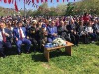 Beykoz'da yüzlerce çocuğun katıldığı 23 Nisan etkinliği renkli görüntüler oluşturdu