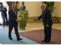 TBMM Başkanı Kahraman tebrikleri kabul etti