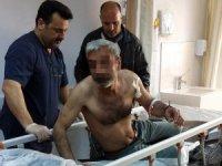 Çay ocağında baltalı bıçaklı kavga: 2 yaralı