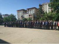 Nurdağı'nda 23 Nisan Ulusal Egemenlik ve Çoçuk Bayramı Kutlandı.