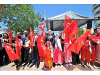 Osmaniye'de 23 Nisan kutlamaları