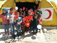 Cenderis'deki çocuklara hastane müjdesi