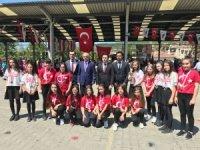 23 Nisan Ulusal Egemenlik ve Çocuk Bayramı Gökçebey'de coşkuyla kutlandı