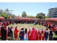 Kırklareli'de 23 Nisan coşkuyla kutlandı