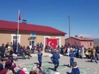 Karahamza köyünde 23 Nisan coşkuyla kutlandı