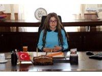 Bozok Üniversitesi'nin 23 Nisan Rektörü Pembenur Doğan oldu