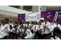 Fen Lisesi öğrencilerinden müzik dinletisi