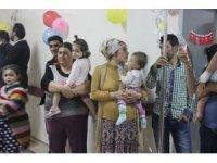 Çocuk hastalar 23 Nisan'ı hastanede kutladı