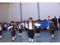 Arapgir'de 23 Nisan coşkusu