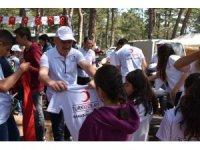 Kızılay çocuklarla '23 Nisan Çocuk Şenliği' etkinliğinde bir araya geldi