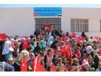TSK'dan 23 Nisan'da Suriyeli çocuklara hediye