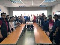 AK Parti Milas İlçe Başkanı Acar'a sürpriz