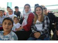 Terörden arınan Silopi'de halaylı 23 Nisan kutlamaları