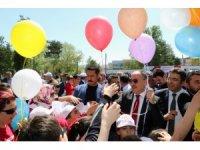 Kırıkkale Belediyesi çocukları unutmadı