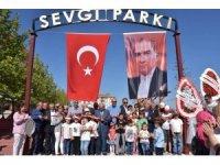 Başkan Albayrak, Sevgi Parkı açılışına katıldı