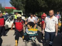 Sapanca'da trafik kazası: 1 yaralı
