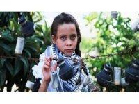 """12 yaşındaki Filistinli Tamimi'den İsrail askerlerine: """"İnsansınız ama insanlık yok sizde"""""""
