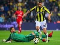 Spor Toto Süper Lig: Fenerbahçe: 2 - Antalyaspor: 1 (İlk yarı)