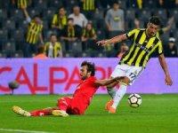 Spor Toto Süper Lig: Fenerbahçe: 4 - Antalyaspor: 1 (Maç sonucu)