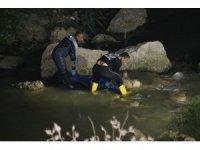 Kayıp şahıs su kanalında ölü bulundu
