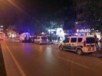 Suriyelilerin bıçaklı kavgasında 2 kişi yaralandı