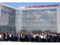 Türkiye'nin 5. Şehir Hastanesi 5 Mayıs'ta açılacak