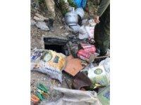 Tunceli'de 9 sığınak imha edildi