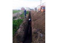 Tire'ye 3 kilometrelik hayat hattı