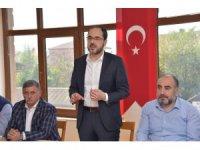 """Başkan Ayaz: """"Tek derdimiz var , o da güçlü Türkiye, güçlü Başiskele"""""""