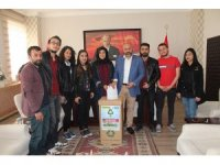 Kars'ta 'Temiz Bir Gelecek' için geri dönüşüm kampanyasının startı verildi
