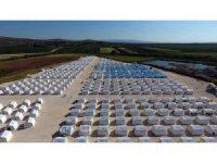 Türkiye, Doğu Gutalı mültecileri için Suriye'de çadır kamplar kuruyor